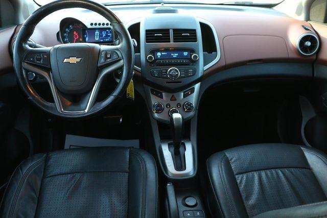 2012 Chevrolet Sonic LTZ Santa Clarita, CA 7