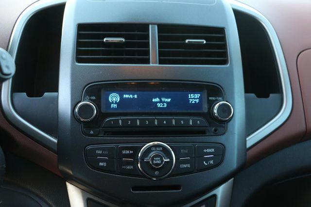 2012 Chevrolet Sonic LTZ Santa Clarita, CA 18