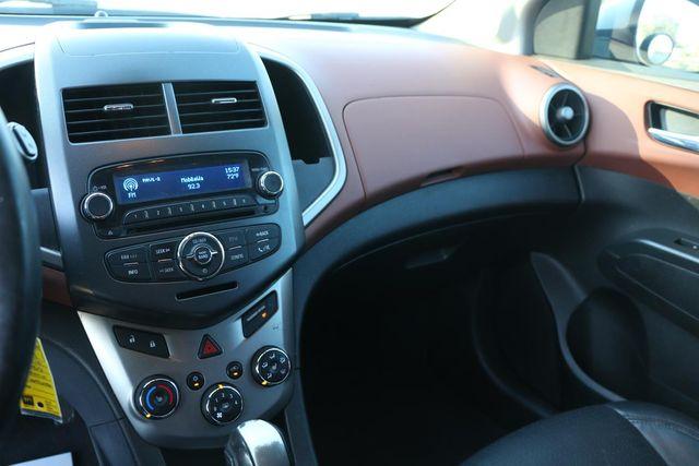 2012 Chevrolet Sonic LTZ Santa Clarita, CA 17