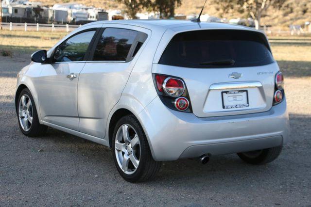 2012 Chevrolet Sonic LTZ Santa Clarita, CA 5