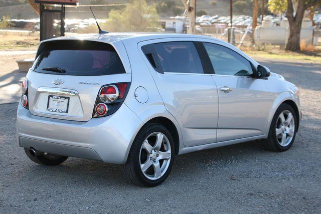 2012 Chevrolet Sonic LTZ Santa Clarita, CA 6