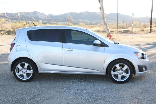 2012 Chevrolet Sonic LTZ Santa Clarita, CA 12