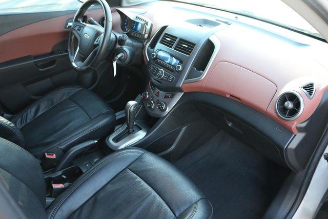 2012 Chevrolet Sonic LTZ Santa Clarita, CA 9