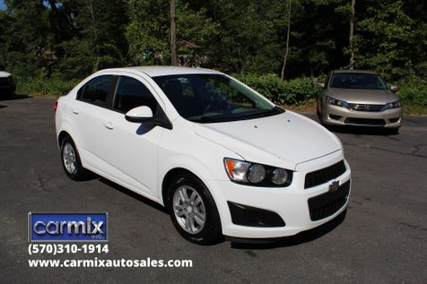 2012 Chevrolet Sonic LS in Shavertown