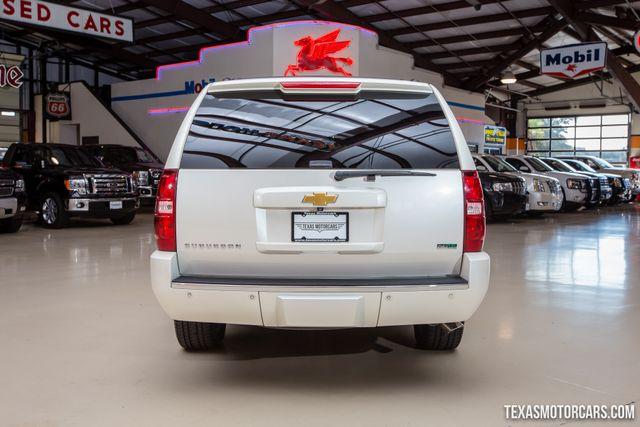 2012 Chevrolet Suburban LTZ in Addison Texas, 75001