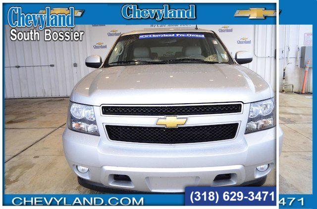2012 Chevrolet Suburban LT