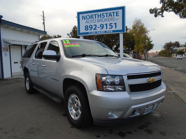 2012 Chevrolet Suburban LT in Chico, CA 95928