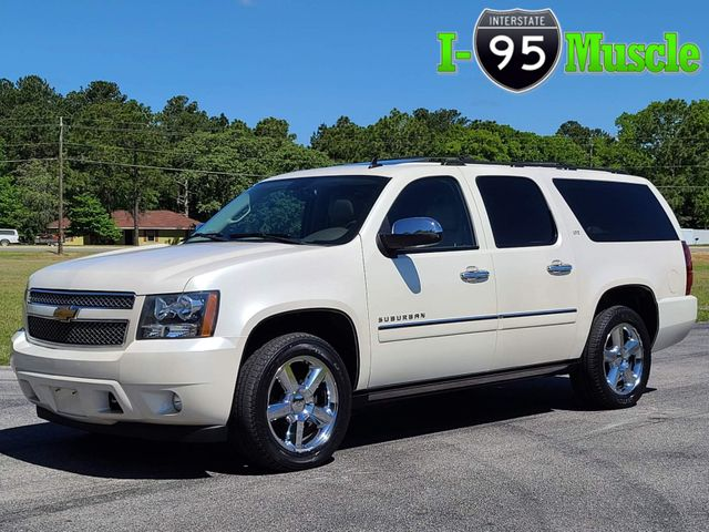 2012 Chevrolet Suburban LTZ in Hope Mills, NC 28348