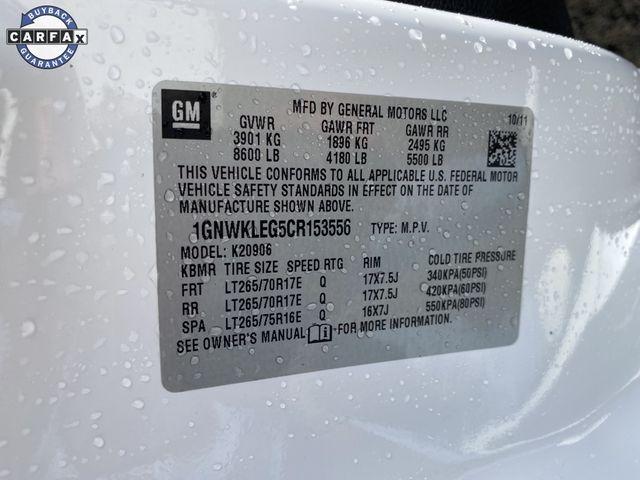 2012 Chevrolet Suburban LS Madison, NC 38