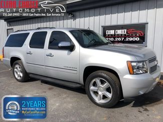 2012 Chevrolet Suburban 1500 LTZ  city TX  Clear Choice Automotive  in San Antonio, TX