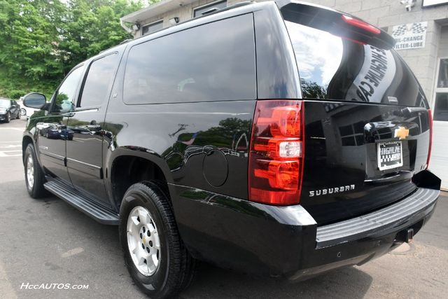 2012 Chevrolet Suburban LT Waterbury, Connecticut 2