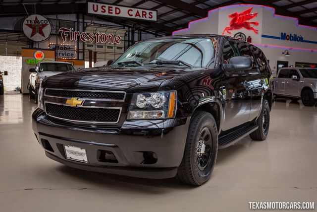 2012 Chevrolet Tahoe Police in Addison Texas, 75001