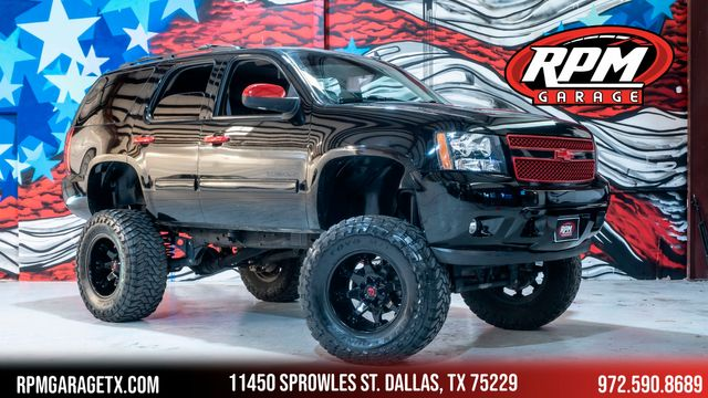 2012 Chevrolet Tahoe LT Lifted with Many Upgrades