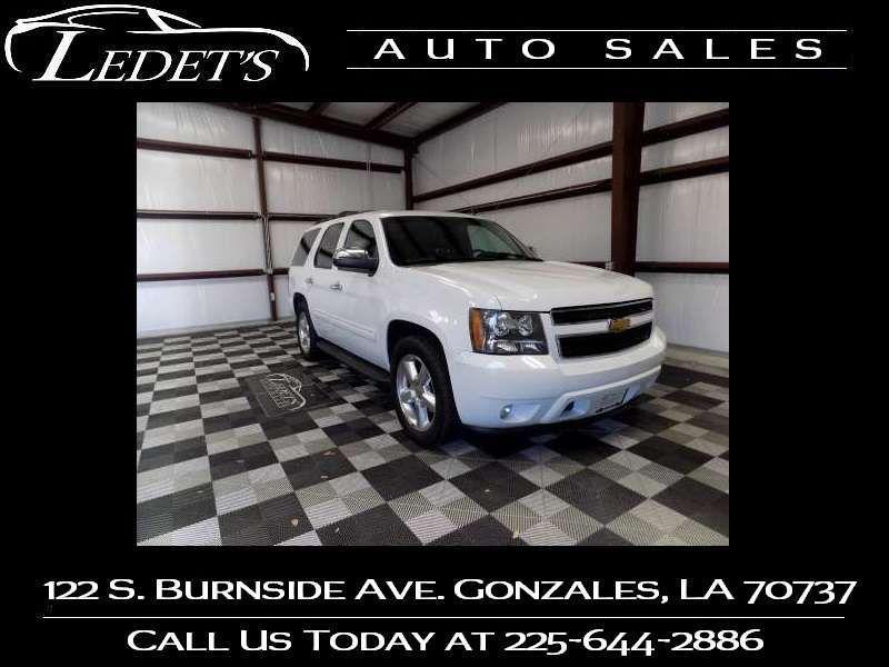 2012 Chevrolet Tahoe LT - Ledet's Auto Sales Gonzales_state_zip in Gonzales Louisiana