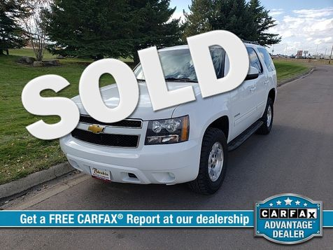 2012 Chevrolet Tahoe 4d SUV 4WD LS in Great Falls, MT