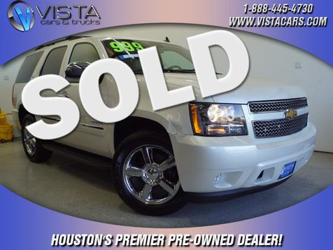 2012 Chevrolet Tahoe LTZ in Houston, Texas