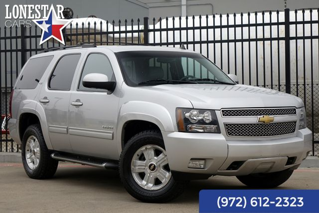 2012 Chevrolet Tahoe LT Z71 Leather 4X4 Heated And Cooled Seats