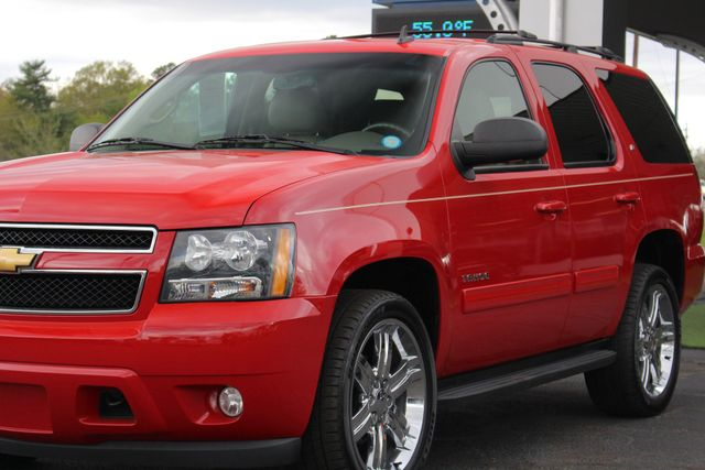 2012 Chevrolet Tahoe LT LUXURY (LTZ EQUIPPED) 4x4 - SPECIAL PAINT! Mooresville , NC 28