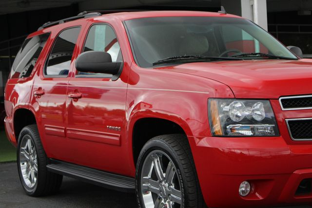 2012 Chevrolet Tahoe LT LUXURY (LTZ EQUIPPED) 4x4 - SPECIAL PAINT! Mooresville , NC 27