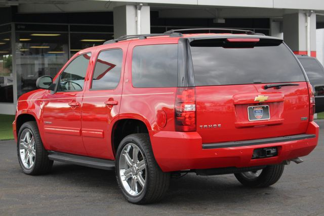 2012 Chevrolet Tahoe LT LUXURY (LTZ EQUIPPED) 4x4 - SPECIAL PAINT! Mooresville , NC 30