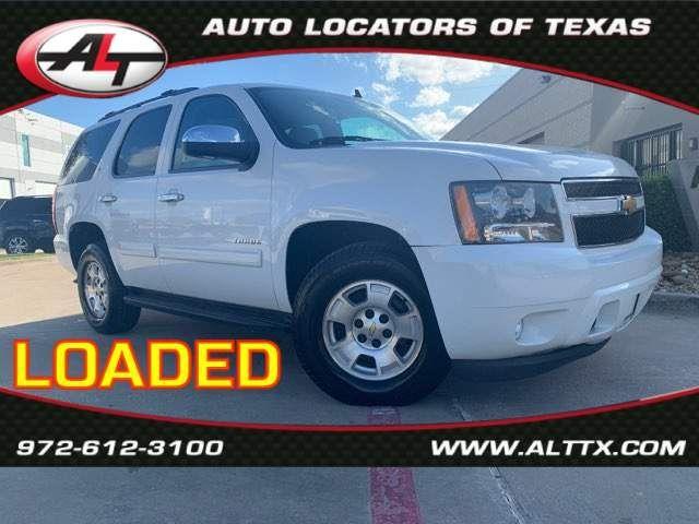 2012 Chevrolet Tahoe LT in Plano, TX 75093
