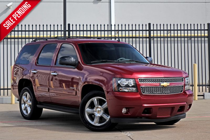 2012 Chevrolet Tahoe LT*4x4*3 ROWS   Plano, TX   Carrick's Autos in Plano TX