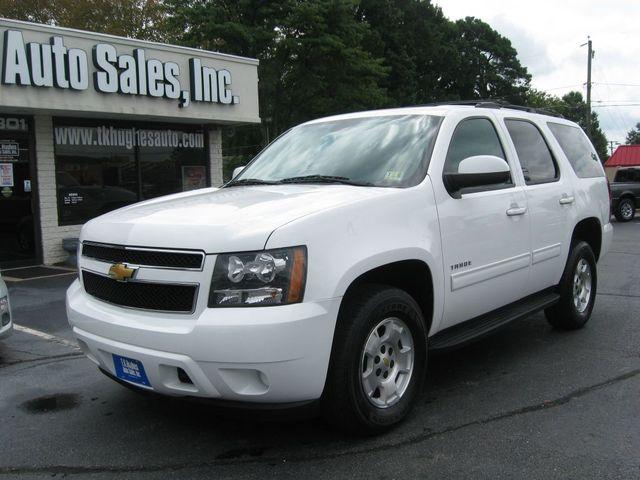2012 Chevrolet Tahoe LS 4X4 Richmond, Virginia 1