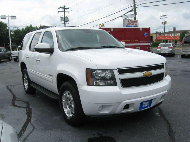 2012 Chevrolet Tahoe LS 4X4 Richmond, Virginia 3