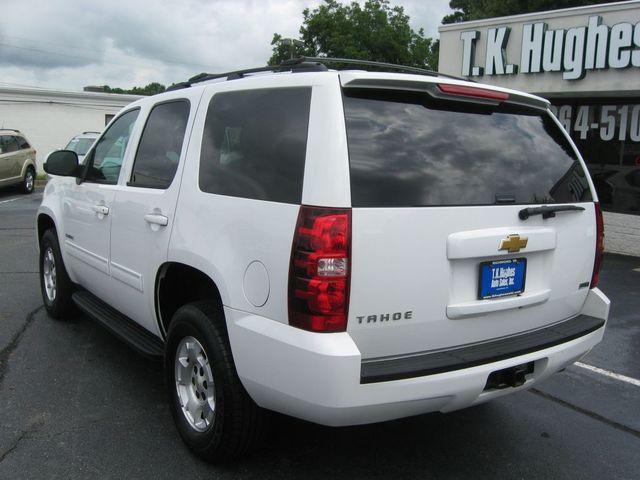 2012 Chevrolet Tahoe LS 4X4 Richmond, Virginia 7