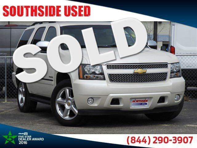 2012 Chevrolet Tahoe in San Antonio TX