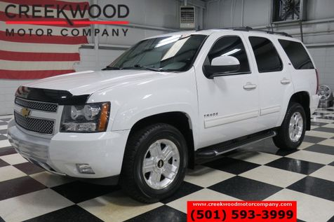 2012 Chevrolet Tahoe LT LTZ Z71 White 1 Owner Leather Sunroof New Tires in Searcy, AR