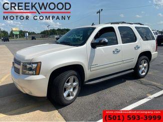 2012 Chevrolet Tahoe LTZ 4x4 Pearl White Chrome 20s Nav Sunroof Tv Dvd in Searcy, AR 72143