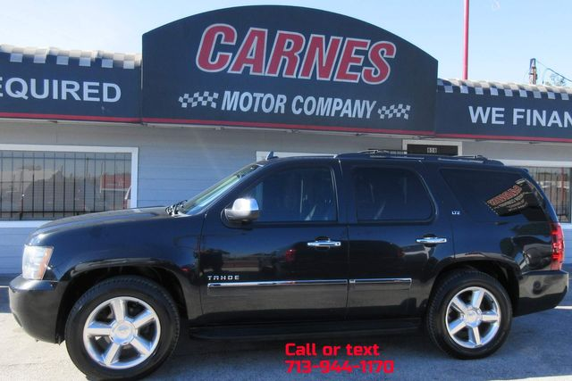 2012 Chevrolet Tahoe LTZ south houston, TX