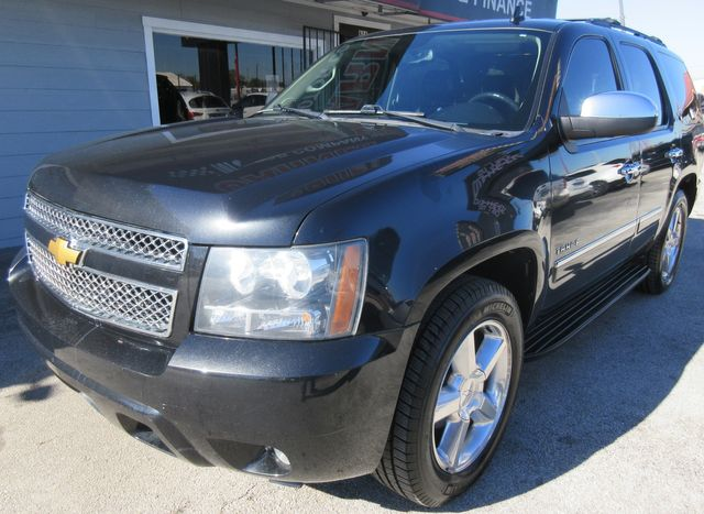 2012 Chevrolet Tahoe LTZ south houston, TX 1