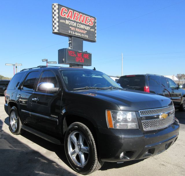 2012 Chevrolet Tahoe LTZ south houston, TX 5