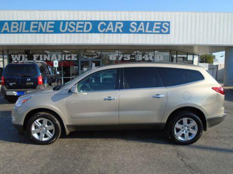 2012 Chevrolet Traverse LT w/2LT in Abilene, TX
