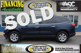 2012 Chevrolet Traverse in Alexandria Minnesota