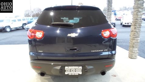 2012 Chevrolet Traverse LTZ Pano Roof 3rd Row 1-Own Cln Carfax We Finance | Canton, Ohio | Ohio Auto Warehouse LLC in Canton, Ohio