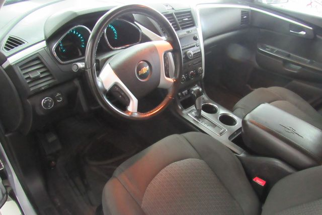 2012 Chevrolet Traverse LT w/1LT W/ BACK UP CAM Chicago, Illinois 13