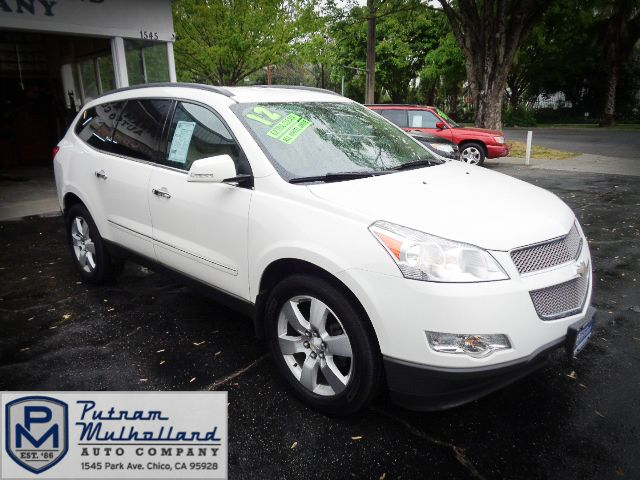 2012 Chevrolet Traverse LTZ in Chico, CA 95928