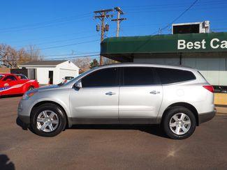 2012 Chevrolet Traverse LT w/1LT Englewood, CO 8