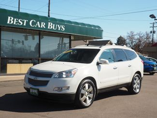 2012 Chevrolet Traverse LTZ in Englewood, CO 80113