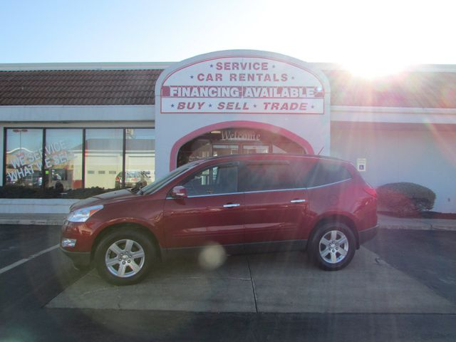 2012 Chevrolet Traverse LT *SOLD!