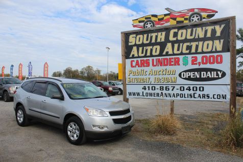 2012 Chevrolet Traverse LS in Harwood, MD