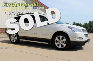 2012 Chevrolet Traverse LTZ in Jackson MO, 63755