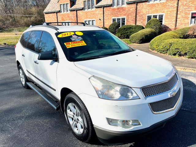 2012 Chevrolet Traverse LS in Knoxville, Tennessee 37920