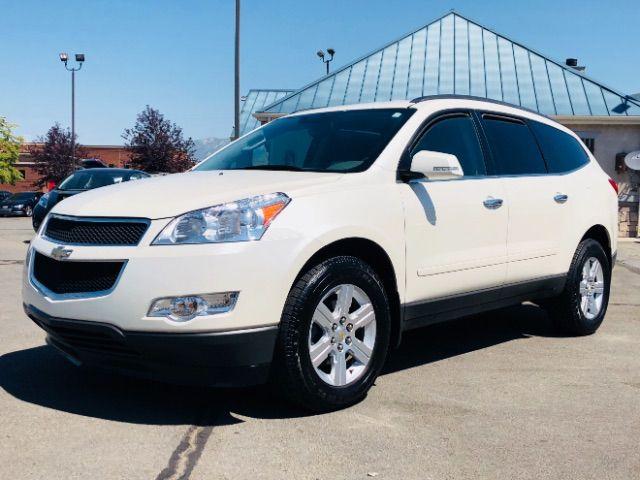 2012 Chevrolet Traverse LT w/2LT LINDON, UT
