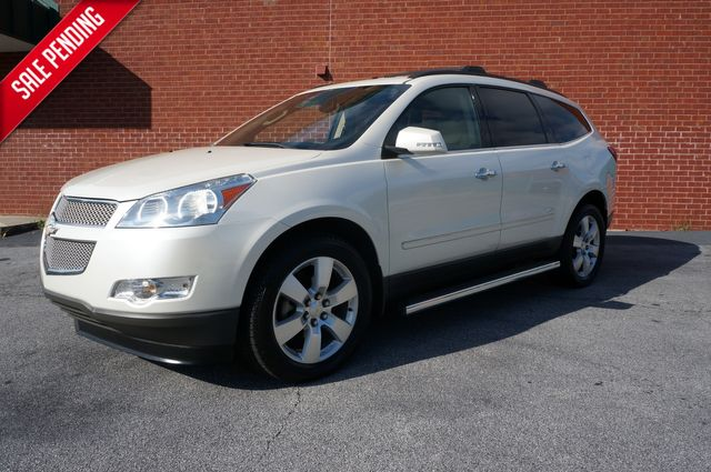 2012 Chevrolet Traverse LTZ in Loganville, Georgia 30052