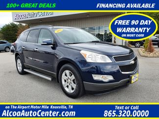 2012 Chevrolet Traverse 2LT AWD w/DVD/Navi/Leather/Dual SKYSCAPE in Louisville, TN 37777