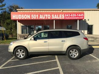 2012 Chevrolet Traverse LT w/1LT | Myrtle Beach, South Carolina | Hudson Auto Sales in Myrtle Beach South Carolina
